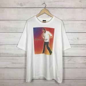 Vintage 1990s Delisco Singer T-Shirt